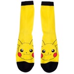 Pokemon - Pikachu Face Yellow Socks - Packshot 1