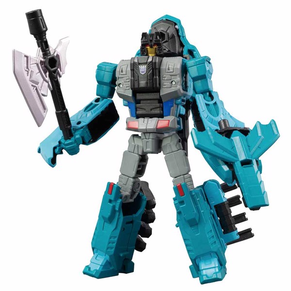 Transformers - Generation Selects Piranacon 4 Lobclaw Figure - Packshot 1