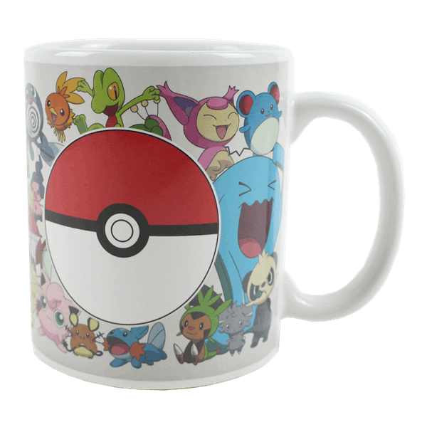 Pokemon - Pokeball Heat Changing Mug - Packshot 1