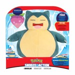 Pokemon - Snooze Action Snorlax Plush - Packshot 5