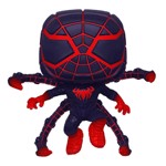 Marvel - Spider-Man: Miles Morales Programmable Matter Suit Pop! Vinyl Figure - Packshot 1