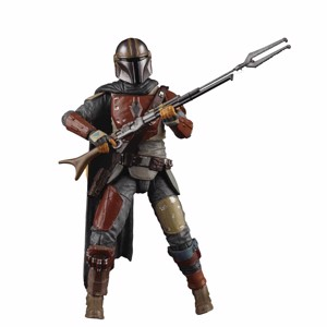 "Star Wars - The Mandalorian - Vintage Collection Mandalorian 3.75"" Figure - Collectibles"
