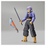 Dragon Ball Z - Super Saiyan Trunks Figure - Packshot 4