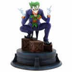 "DC Comics - The Dark Knight Returns - Jim Lee Joker Hush 7"" Collectible Statue - Packshot 1"