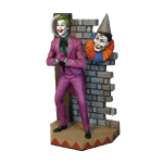 DC Comics - Batman - The Joker 1966 Maquette Statue - Packshot 1