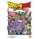 Dragon Ball Super Vol 7. Graphic Novel - Packshot 1