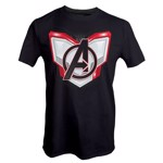 Marvel - Avengers: Endgame - Uniform Black T-Shirt - XL - Packshot 1