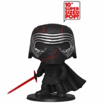 "Star Wars - Episode IX - Kylo Ren Supreme Leader 10"" Glow Pop! Vinyl Figure - Packshot 1"