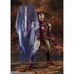 Marvel - Avengers: End Game - Iron Man MK-85 S.H.FIGUARTS  Final Battle Edition Figure - Packshot 6