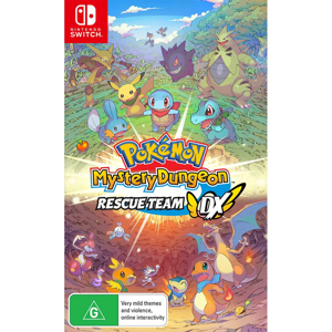 Pokemon Mystery Dungeon Rescue Team DX (preowned) - Nintendo Switch