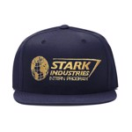 Marvel - Iron Man Stark Industries Blue Cap - Packshot 1