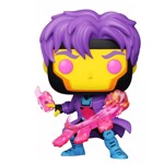 Marvel - X-Men Gambit Blacklight Pop! Vinyl Figure - Packshot 1