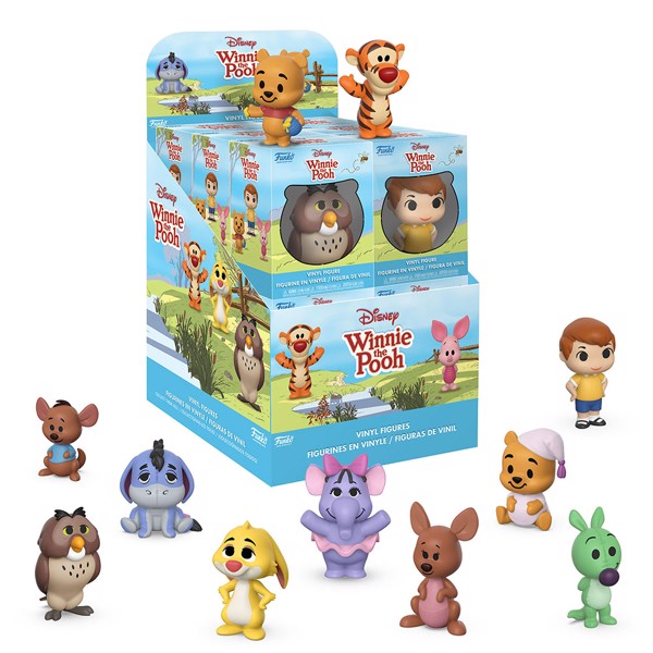 Disney - Winnie the Pooh Mystery Mini Blind Box (Single Box) - Packshot 1