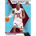 NBA - Panini 19/20 Mosaic Basketball Trading Cards - Packshot 4