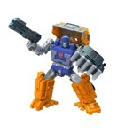 Transformers Generations War for Cybertron: Kingdom Deluxe WFC-K16 Huffer Figure - Packshot 1
