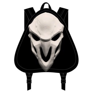 b3db344d19e Overwatch - Reaper 3D Molded Loungefly Mini Backpack