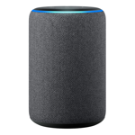 Amazon Alexa Echo Plus - Charcoal - Packshot 3