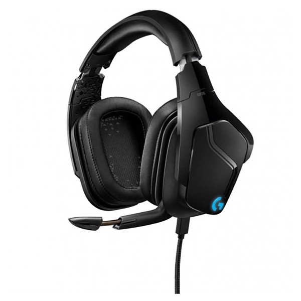 Logitech G935 Wireless 7.1 Surround Lightsync Gaming Headset - Packshot 5