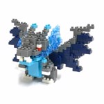 Pokemon - Mega Charizard X Nanoblocks Figure - Packshot 1