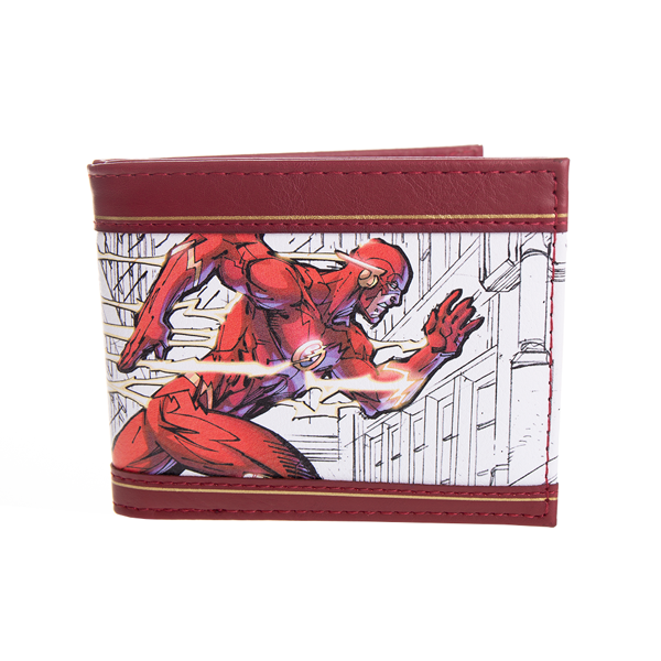 DC Comics - The Flash Jim Lee Bi-Fold Wallet - Packshot 1