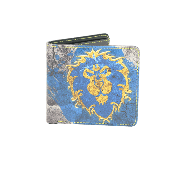 World of Warcraft - Alliance Wallet - Packshot 1