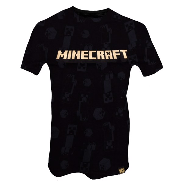 Minecraft - 10 years T-Shirt (Kids Size) - Packshot 1