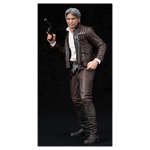 Star Wars - Episode VII - Han Solo and Chewbacca 1/10 Scale Statue - Packshot 2