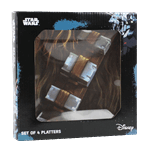 Star Wars - Star Wars Platters 4 Pack - Packshot 2