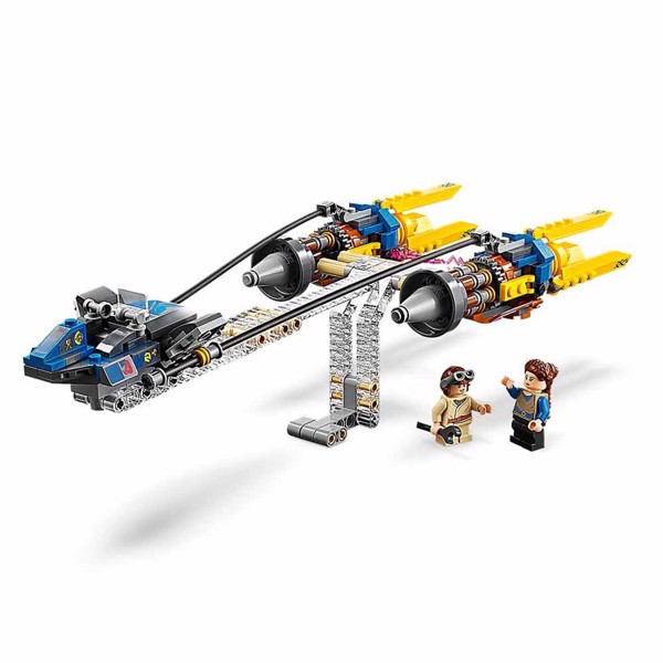 Star Wars - LEGO Anakin's Podracer 20th Anniversary Edition - Packshot 4