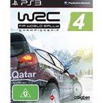 WRC FIA World Rally Championship 4 - Packshot 1