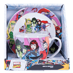 Marvel - Women of Marvel Teacup and Saucer Set - Packshot 1