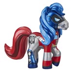 My Little Pony - Crossover Collection Transformers My Little Prime Figure - Packshot 1