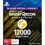Tom Clancy's Ghost Recon: Breakpoint - 9600 (+2400) Ghost Coins - Packshot 1