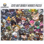Overwatch Cute but Deadly Puzzle - Packshot 1