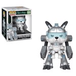 "Rick and Morty - Snowball in Mech Suit 6"" Pop! Vinyl Figure - Packshot 1"