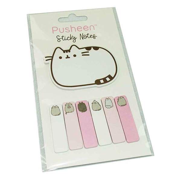 Pusheen - Sweet & Simple Sticky Notes - Packshot 1
