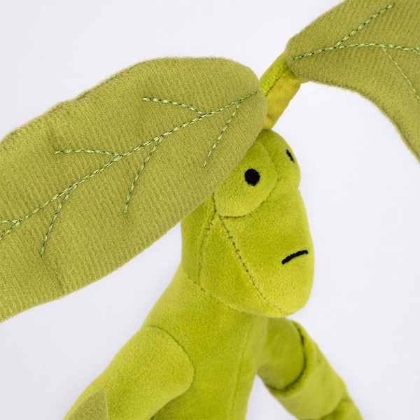 Harry Potter - Fantastic Beasts and Where to Find Them - Bowtruckle Pickett Collector Plush - Packshot 3