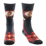 DC Comics - Flash - Armour Boot Socks - Packshot 2
