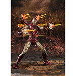 Marvel - Avengers: End Game - Iron Man MK-85 S.H.FIGUARTS  Final Battle Edition Figure - Packshot 4