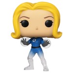 Marvel - Fantastic Four - The Invisible Woman (Translucent) Pop! Vinyl Figure - Packshot 1