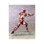 Marvel - Captain America: Civil War - Iron Man 1/10 Scale Kotobukiya ARTFX+ Statue - Packshot 3