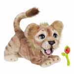 Disney - The Lion King - FurReal Mighty Roar Simba Interactive Plush Toy - Packshot 1