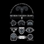 Skyrim - Tavern Crawl T-Shirt - Packshot 2