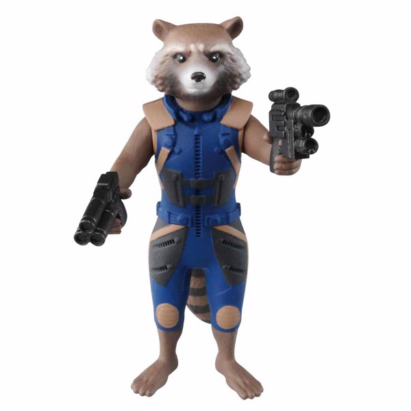 Marvel - Avengers: Endgame - Rocket Metacolle Figure - Packshot 3