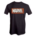 Marvel - Logo Retro T-Shirt - M - Packshot 1
