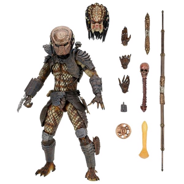 "Predator 2 - City Ultimate Hunter 7"" Action Figure - Packshot 4"