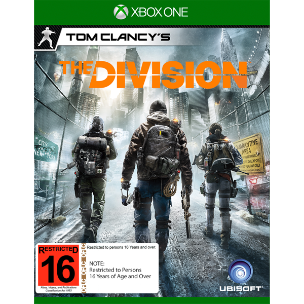 Tom Clancy's The Division - Packshot 1