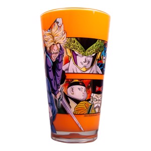 Dragon Ball Z - Heroes and Villains Tumbler
