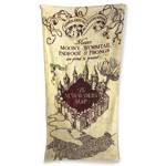 Harry Potter - Marauder's Map Beach Towel - Packshot 1