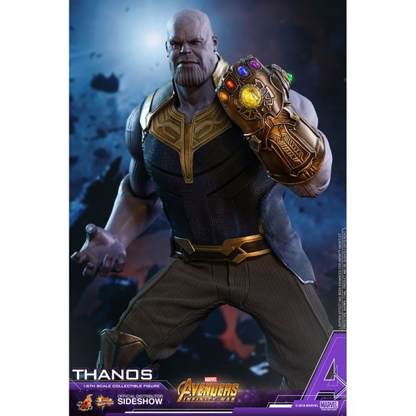 Marvel - Avengers: Infinity War - Thanos 1/6 Collectible Figure - Packshot 5